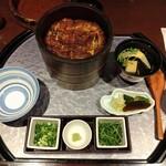 157705867 - 上ひつまぶし(お吸い物 香の物、食後の緑茶付き)