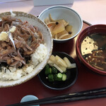 旬食健美  田しろ - 料理写真:いわし丼(W大盛)