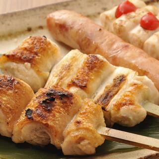 鶏肉を知り尽くした老舗の鶏肉卸店が運営する鶏料理専門店。