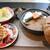 タカマツ ベース カフェ - 料理写真:アッガイカレーです☆ 2021-0906訪問