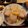 うえはら - 料理写真:しょうが焼き定食 ご飯小 900円
