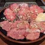 焼肉 和 - 上生タン塩と上タン塩