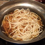 15772332 - 締めのちゃんぽん麺