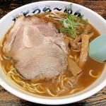 かとうらーめん - 醤油_650円
