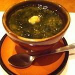 酒肴屋 いっこう - 牡蠣の茶碗蒸し