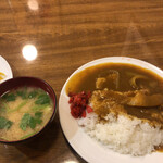 洋食 大かわ - カレーライス 840円(税込)