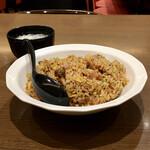 中国料理 シルクロード - ドラゴン炒飯