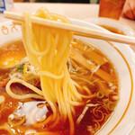 古久家 - 中太ストレート麺