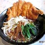 花キッチン - とりパイコー麺(醤油)!(2012,11/04)