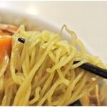 157735339 - ちゅるるっと軽い食感の麺