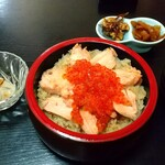 与香朗寿司 - 料理写真:はらこめし&氷頭なます