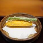 瞬 - トウキビの天ぷら