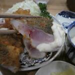 氏ノ木 - タルタルも美味しい