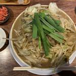 博多とんこつ 天神旗 - 博多ちゃんぽん 麺大 1000円(2021年9月)