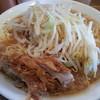 ラーメン 神豚 - 料理写真:大ラーメン @\750-(ニンニク有り)