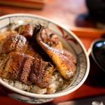 辻屋 - 鰻丼(並)