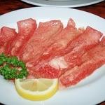長寿園 - 料理写真:上塩タン