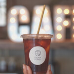 ESORA COFFEE - ドリンク写真:アイスコーヒー
