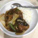光華飯店 - 小中華丼¥220