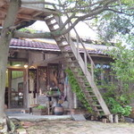 ウッドスタイルカフェ - お隣は家具&雑貨屋さん