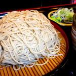 天ぷらそば ふくろう - 旧:大盛りは、というか盛り方がぞんざいになってきたような気がいたします