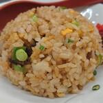 中華そばまるみ - 料理写真:ヤキメシ(小)♪