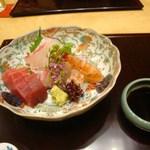 日本料理 とくを - 刺身