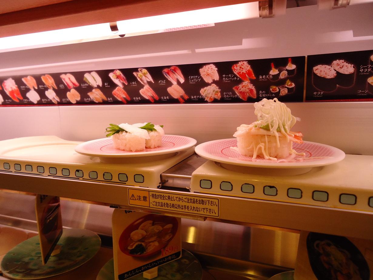 かっぱ寿司 水沢店