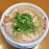 二両半 - 料理写真:塩ラーメン・並(730円)