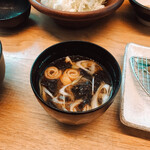 平田牧場 - お味噌汁