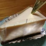 パンプルティンク - 料理写真:チーズケーキ330円
