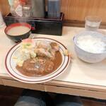 洋食の店 ぺいざん - 料理写真: