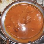 パトワール - バターチキンカレー