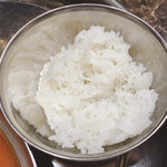 パトワール - ご飯
