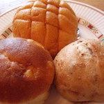 1578056 - パン3種
