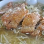松園 - 塩排骨麺¥900-