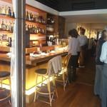 オストレア oysterbar&restaurant - 入口の様子