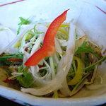 1578559 - かつおのたたき サラダ風