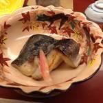 水乃江 - マナカツオを西京焼き
