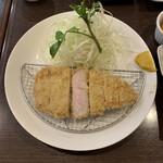 157814196 - ロースかつ定食(130g)1,518円