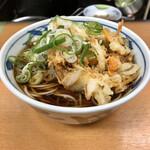 加賀 - かき揚げ蕎麦