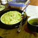 15782032 - エビピラフ 600円 2012/11