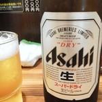 15782072 - まずはビールだよね