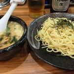 15782102 - 家系ラーメン屋さんのつけ麺