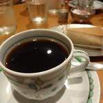 トンビコーヒー - 料理写真: