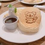 ワーキングホリデー・コネクション - オリジナルパンケーキ