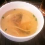 アリドイ タイレストラン - スープ