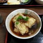 鼓亭 - あげだし豆腐