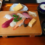 おとと屋 - 料理写真:にぎり寿司御膳