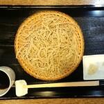そば小川 - 料理写真:せいろそば ¥750
